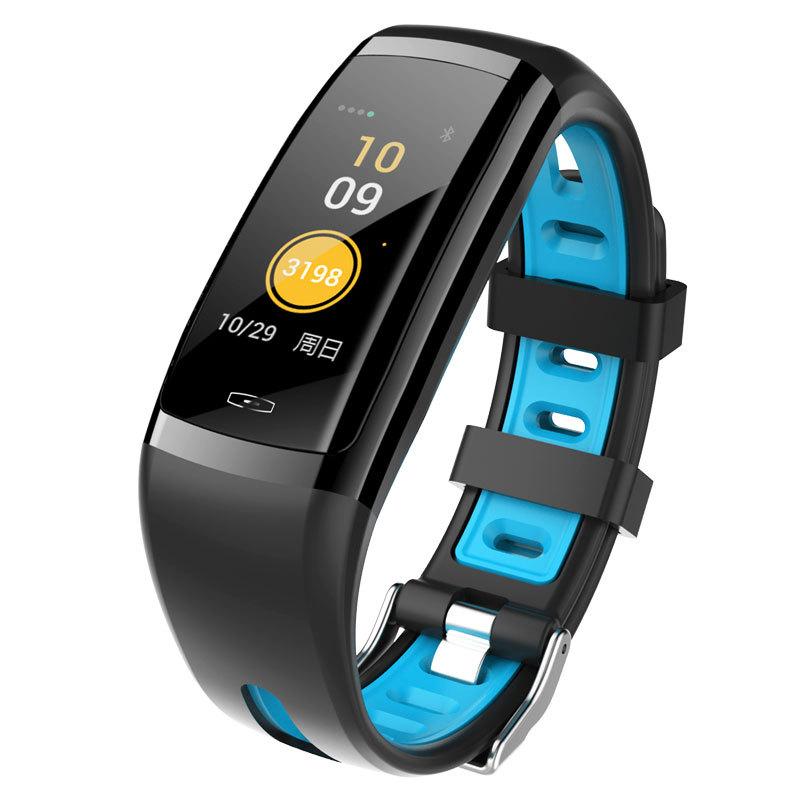 Цветной#and#nbsp;экран Smart Watch IP67 Водонепроницаемы Шагомер Сердце Цена Монитор Фитнес Смарт-браслет