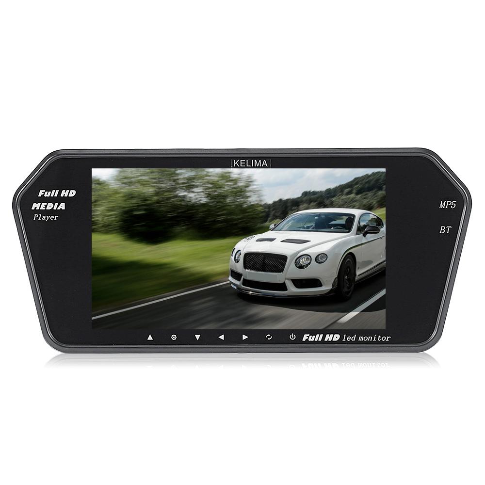 АвтоMP5PlayerДисплейИ лицензия на инфракрасное ночное видение Пластина камера Поддержка Bluetooth