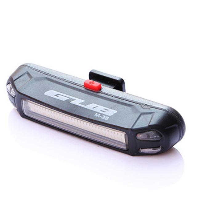 Перезаряжаемый LED Taillight Ultralight Multifunction Warning Night Light