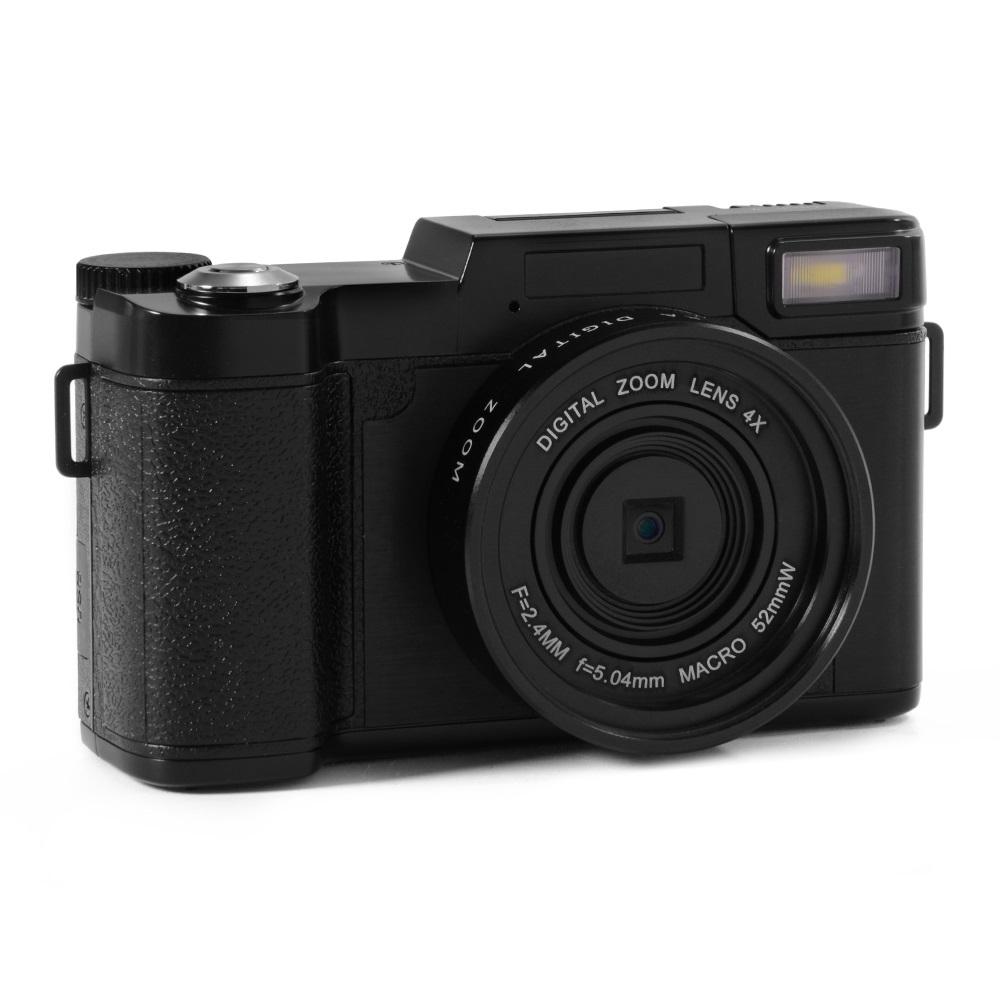 Кратный зум цифровая камера с 52мм объективом Винт адаптер