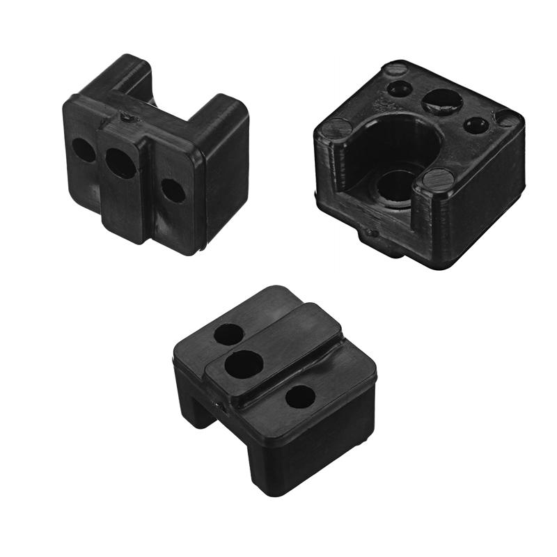 Выключатель конечного выключателя конечного выключателя Фиксированный Пластина Для тиражирования тиража 2020 года Принтер Kossel Delta 3D
