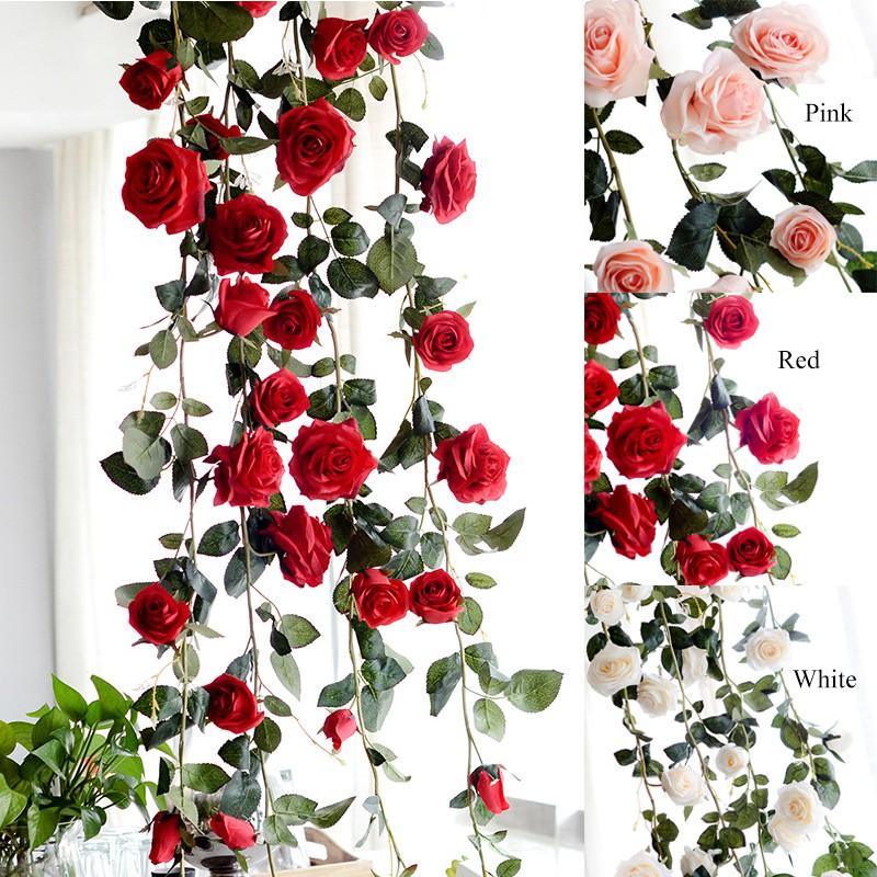 Искусственные цветы Орхидея Цветочный букет для украшения дома партии Свадебное