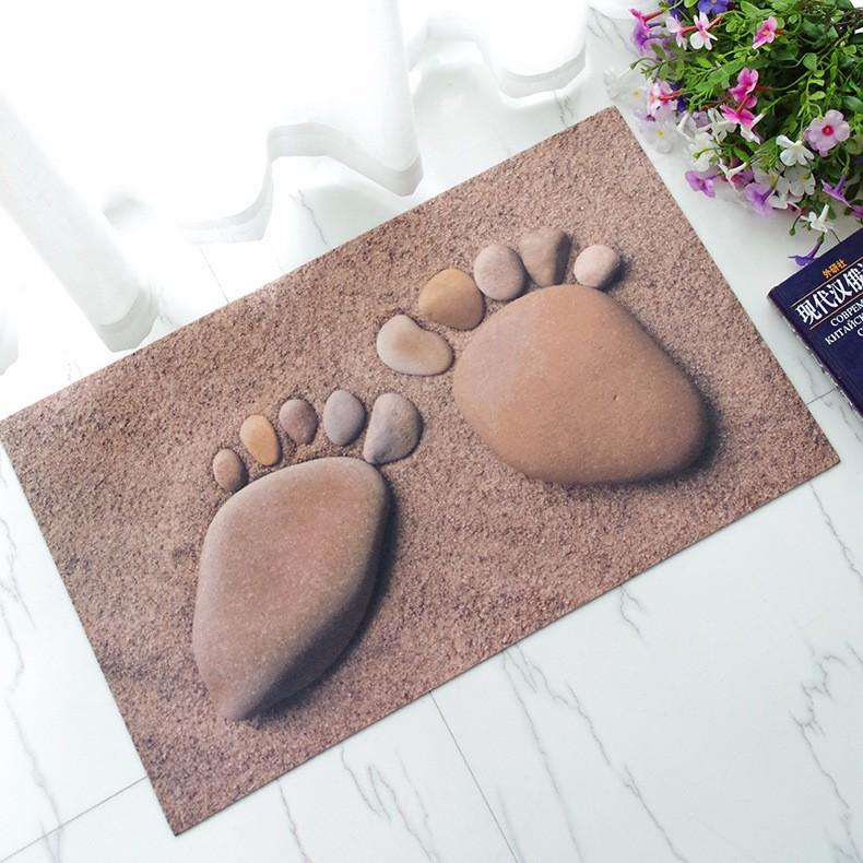 Резиновый коврик дверь 3d шикарный домашний ковер детские ноги коврик ковер ванной противоскользящие коврик на пол