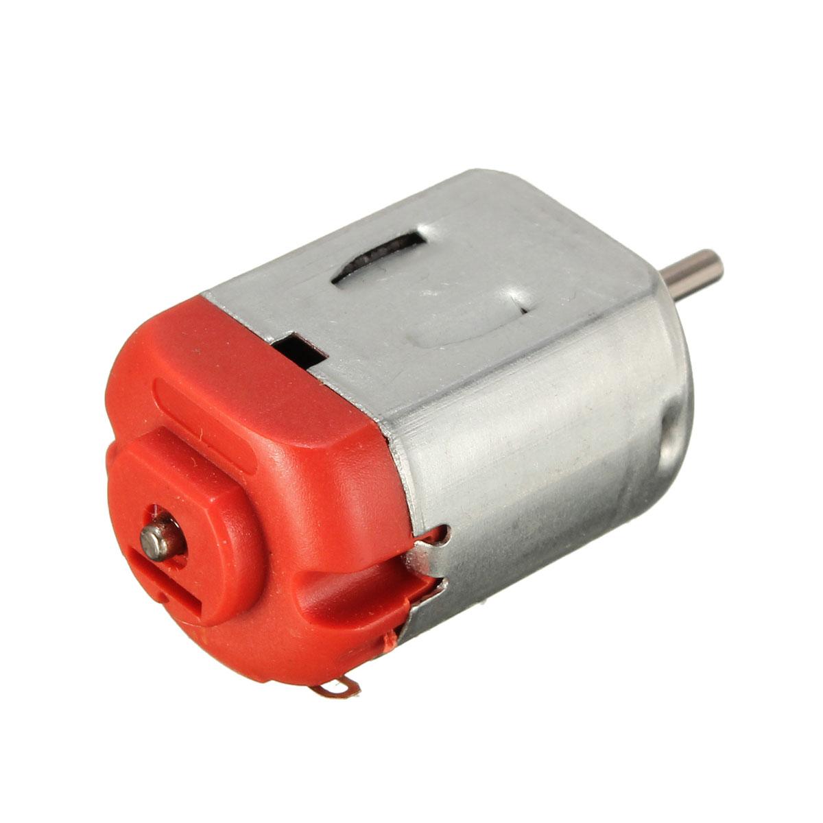Об / мин 3-6В постоянного тока 0.35-0.4A R130 Мотор 130 Hobby Micro Мотор