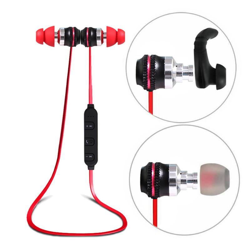 BT-KDK03WirelessBluetoothНаушникМагнитные адсорбционные шумоподавляющие стереофонические наушники