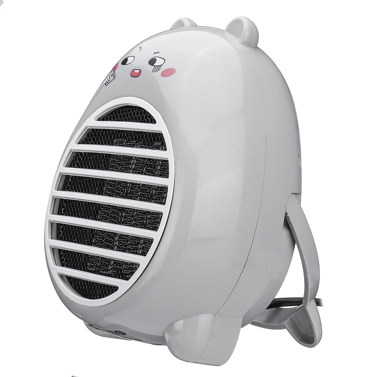 Нагреватель Cartoon Warming Equipment Настольный электрический Нагреватель Вентилятор