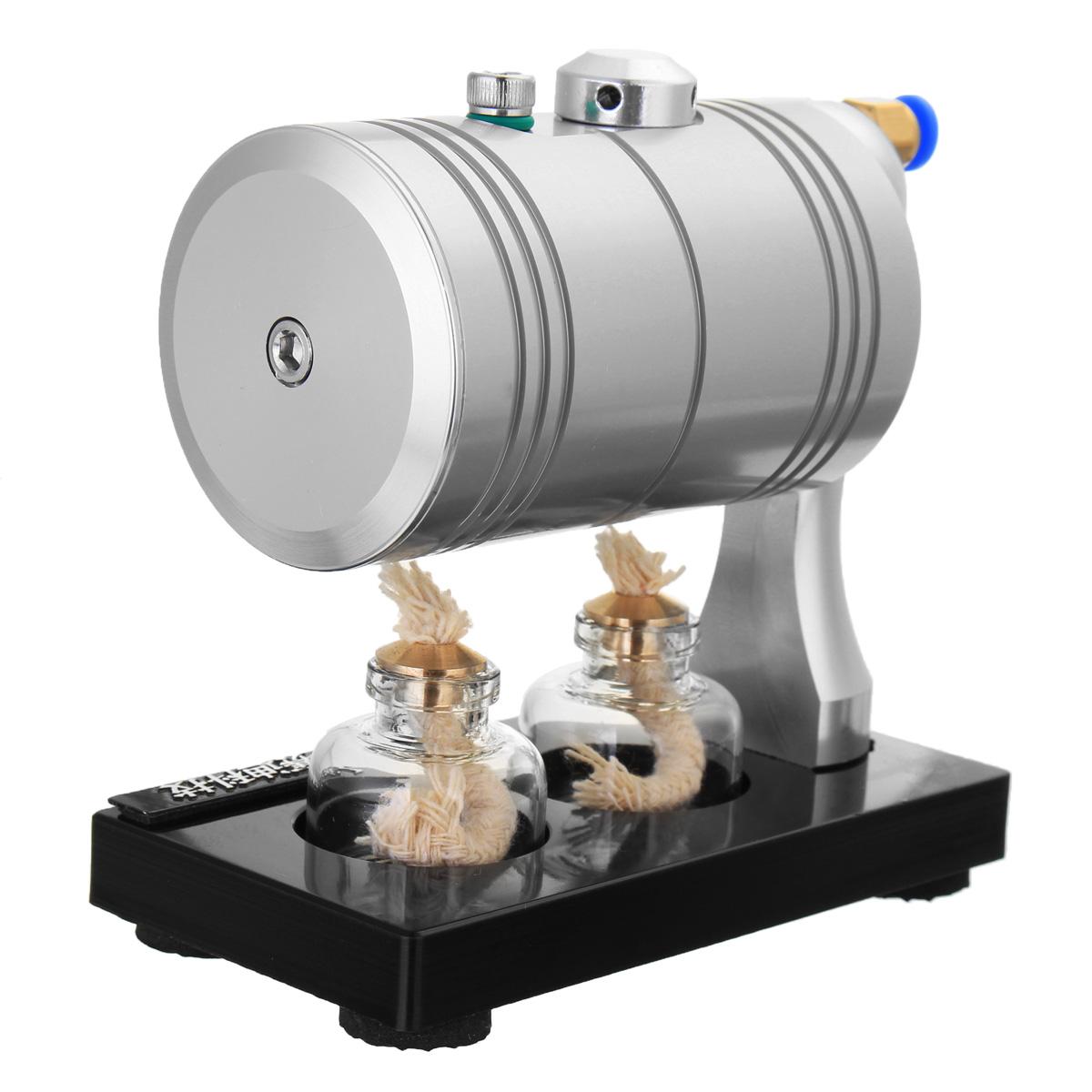 Горячий воздух Стирлинг Двигатель Парогенератор Steam Двигатель Мотор Модель Обучающая игрушка