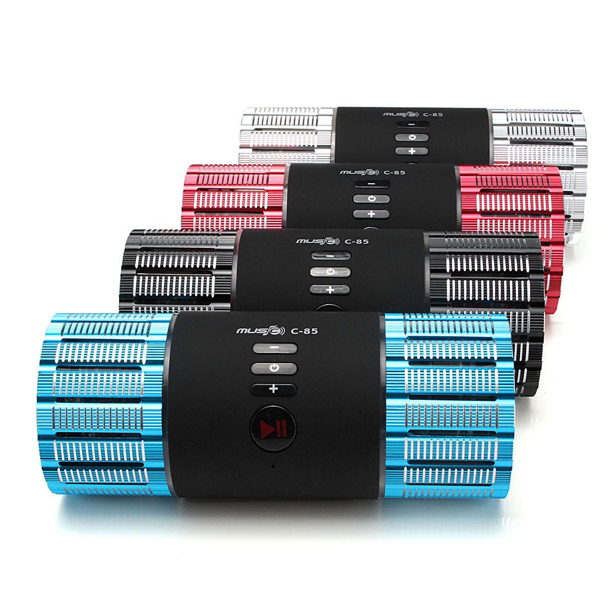 Портативный стереофонический звук Hifi Wireless Bluetooth 3,0-карточный динамик TF FM сабвуфер MP3 Boombox Sou