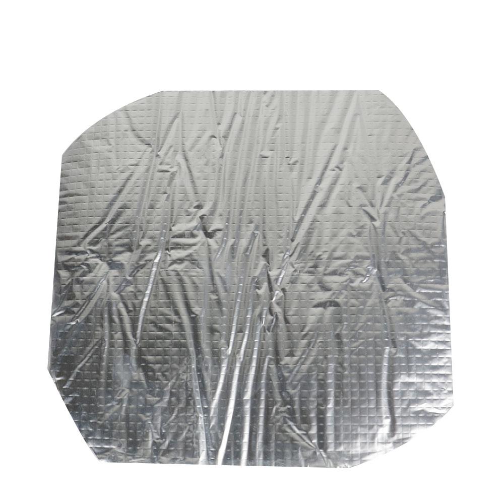Хлопок изоляции жары фольги 250 * 250 * 4mm самоклеющийся для кровати принтера 3D нагретой