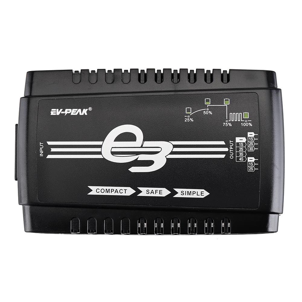 Вт 3A Smart Balance Зарядное устройство для 2S-4S LiPo / LiHV Батарея
