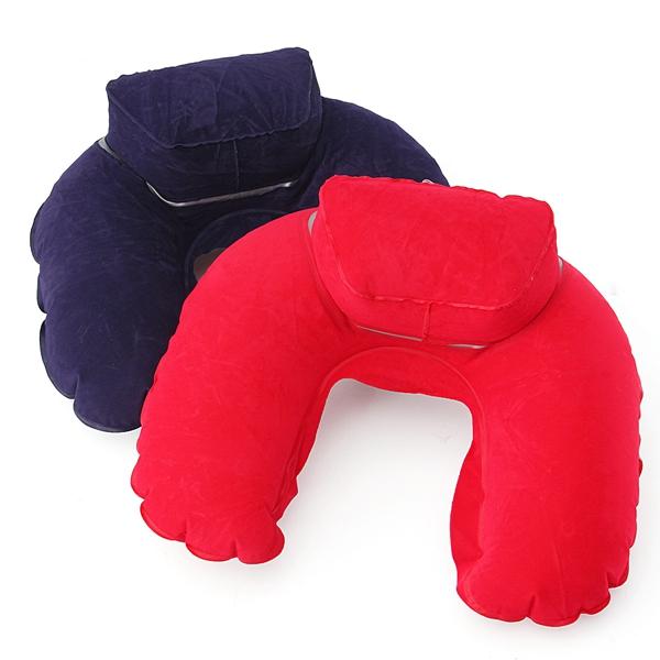 Подушка для шеи Travel Soft Надувная подушка