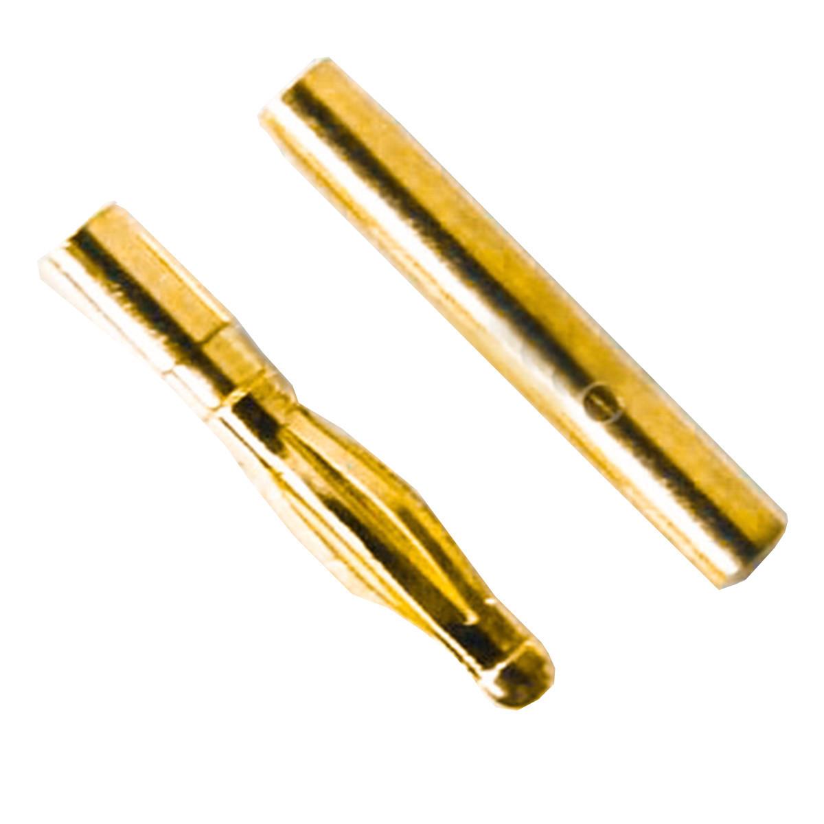 Мм золотой Разъем для ESC Батарея  Мотор 1 пара