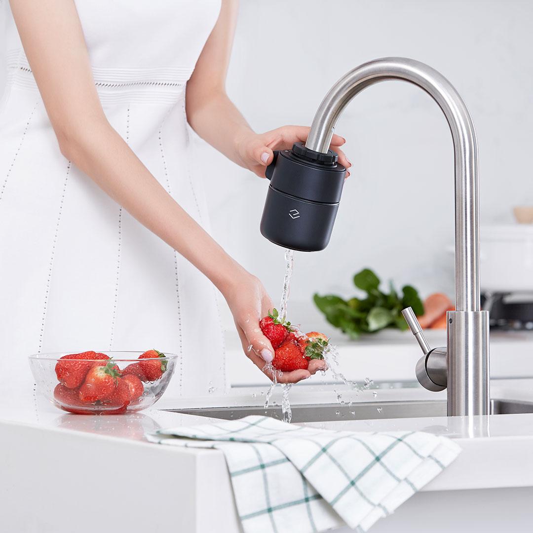 Смарт Интеллектуальный мониторинг фильтр очиститель воды фильтр от Xiaomi Youpin