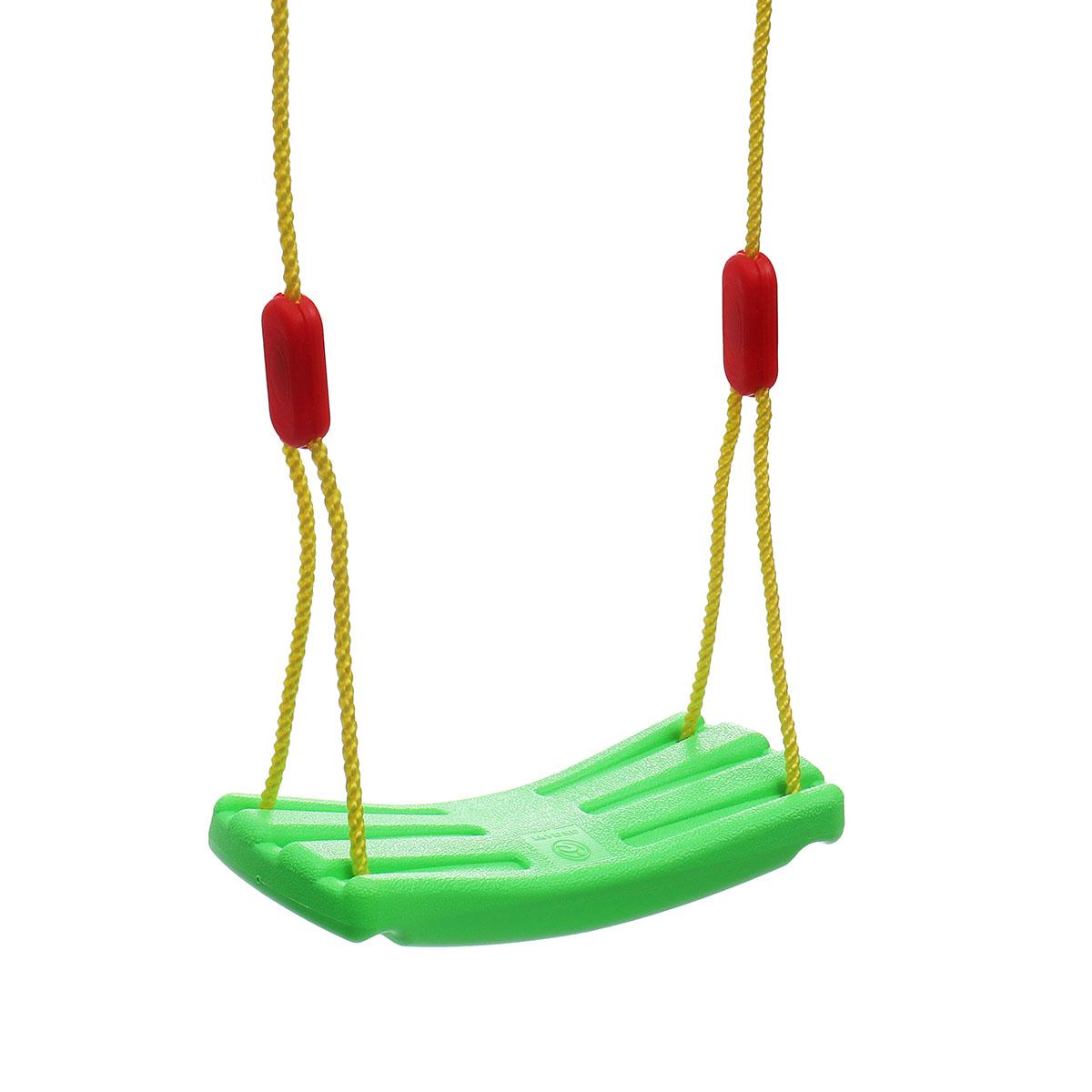 SwingSeatДетскаяИгрушкаFun На открытом воздухе Сад Гамак Регулируемый Веревка Подвесной Стул