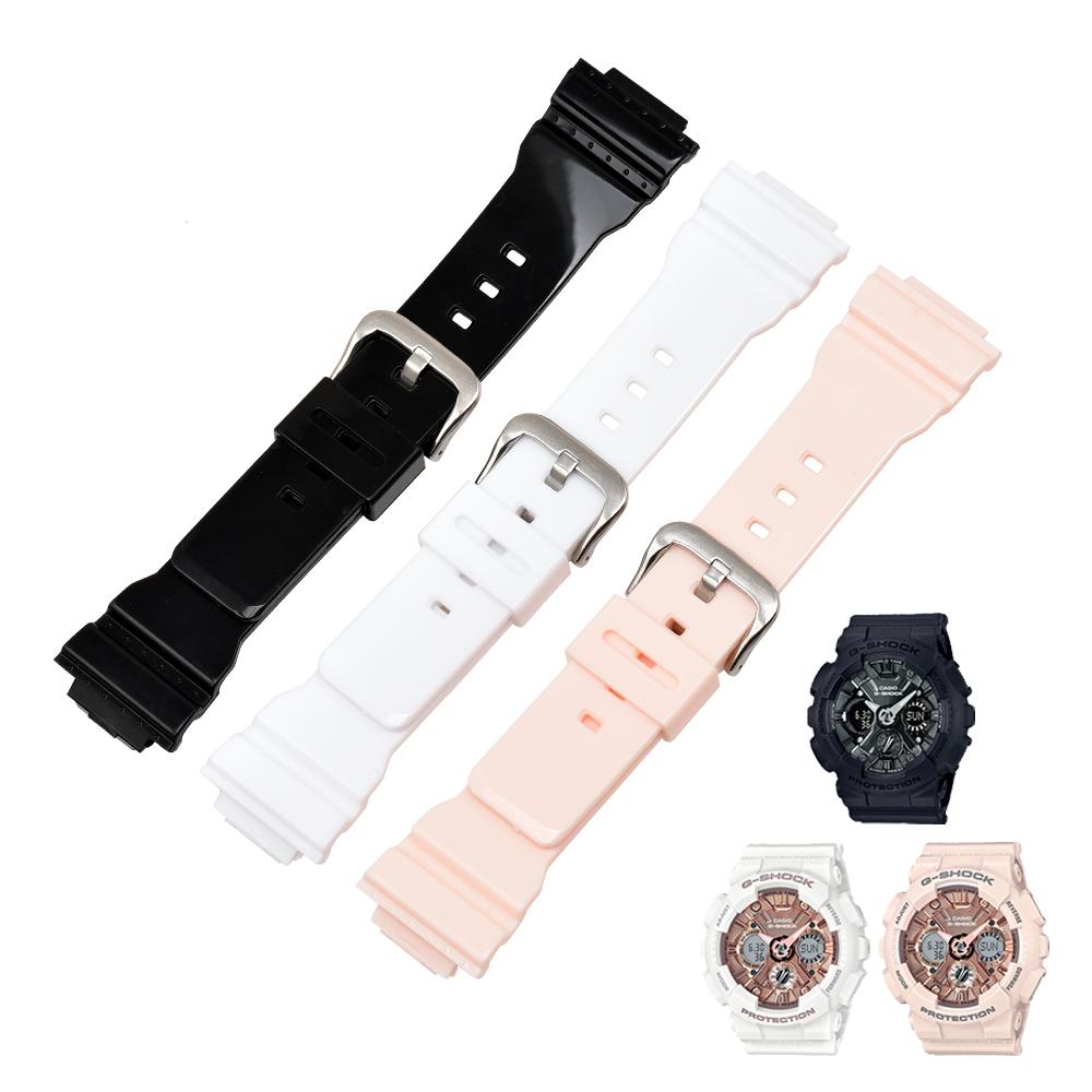 Женское Универсальные 16мм PU часы Стандарты для серии CASIO G-shock