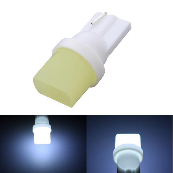 Керамический12VLEDT10194COB W5W Авто Внутренний световой индикатор Лампа Боковая лампа для Toyota Honda