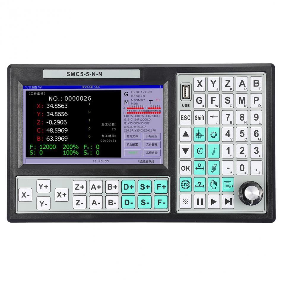 ОсевойавтономныйконтроллерMachifitсЧПУ 500KHZ Motion Control Заменить MACH3 USB для гравировального станка