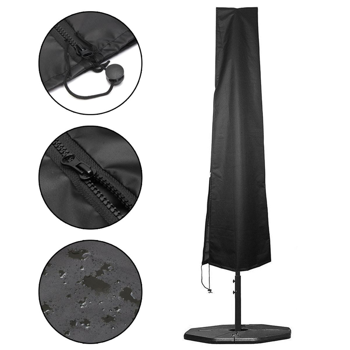Зонтзонтик91inchбольшойВодонепроницаемыЧехол Dust Rain UV Защитник Зонт