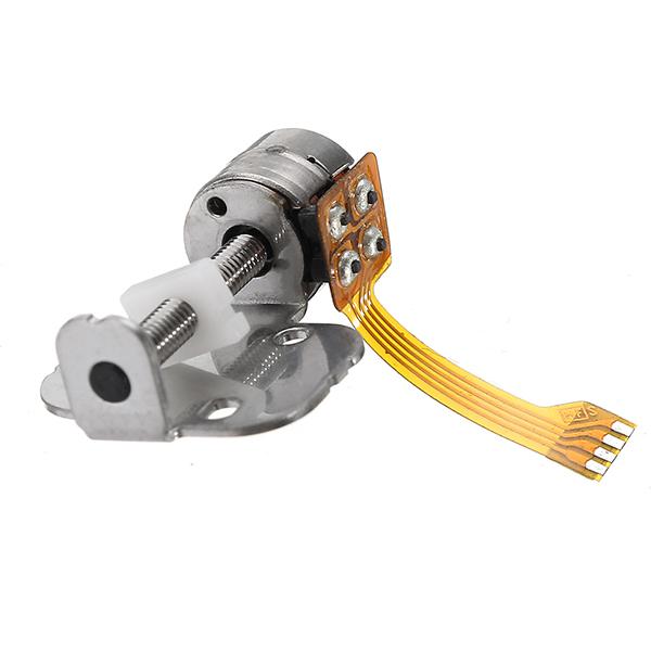 5V2Phase4Провод Шаговый двигатель Мотор DC Мотор