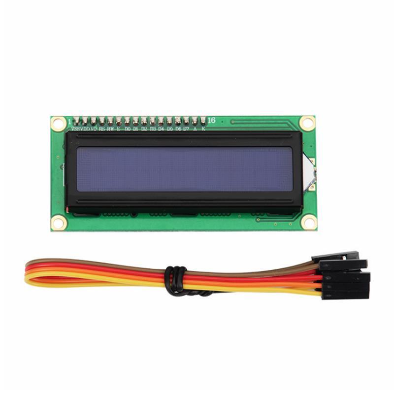 Принтер Nano DLP Shield V1.1 Плата расширения с 1602-контактным сварочным штырем IIC I2C и 4-контактным соединительным кабелем