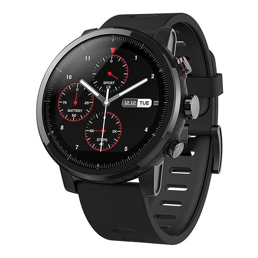 Международная версия AMAZFIT Stratos Sports Smart Watch 2 GPS 1,34-дюймовый 2,5-дюймовый экран 5ATM от xiaomi Eco-System