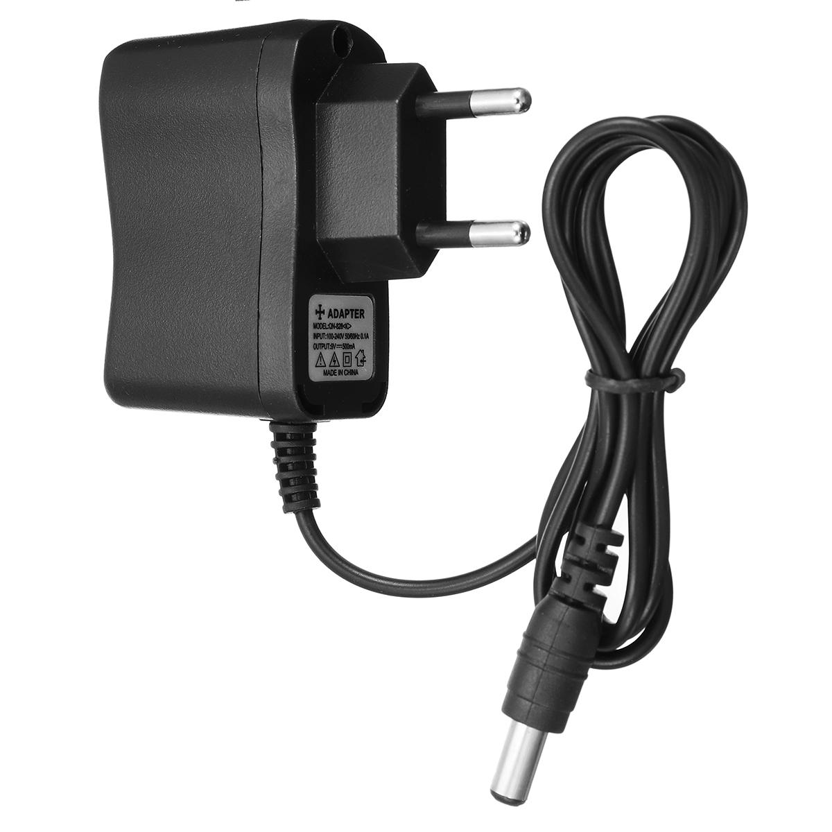 Батарея DC5.5X2.1 Адаптер зарядного устройства для системы питания Солнечная AU / EU / US Plug