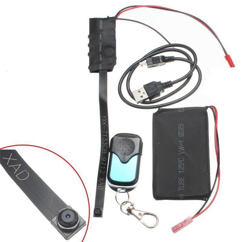 Модуль камера Видео МИНИ DV Видеорегистратор движения с пультом дистанционного управления