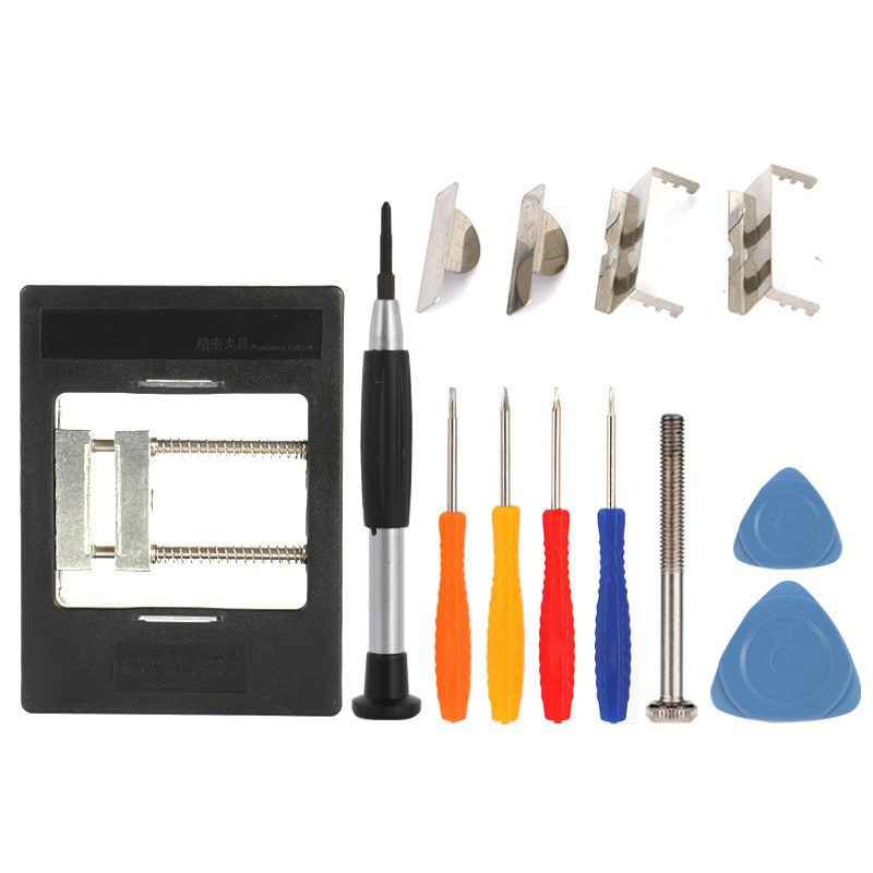 Крепеж BGA PCB паяльная станция держатель комплект мобильного телефона Печатная плата Отвертка Инструменты для ремонта