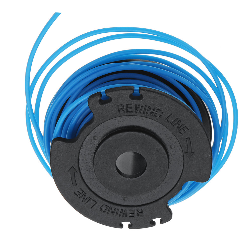 Триммер Запасная катушка 0.065 дюймов Для Ryobi One / AC14RSLA 12V 24V 40V Газонокосилка Blue