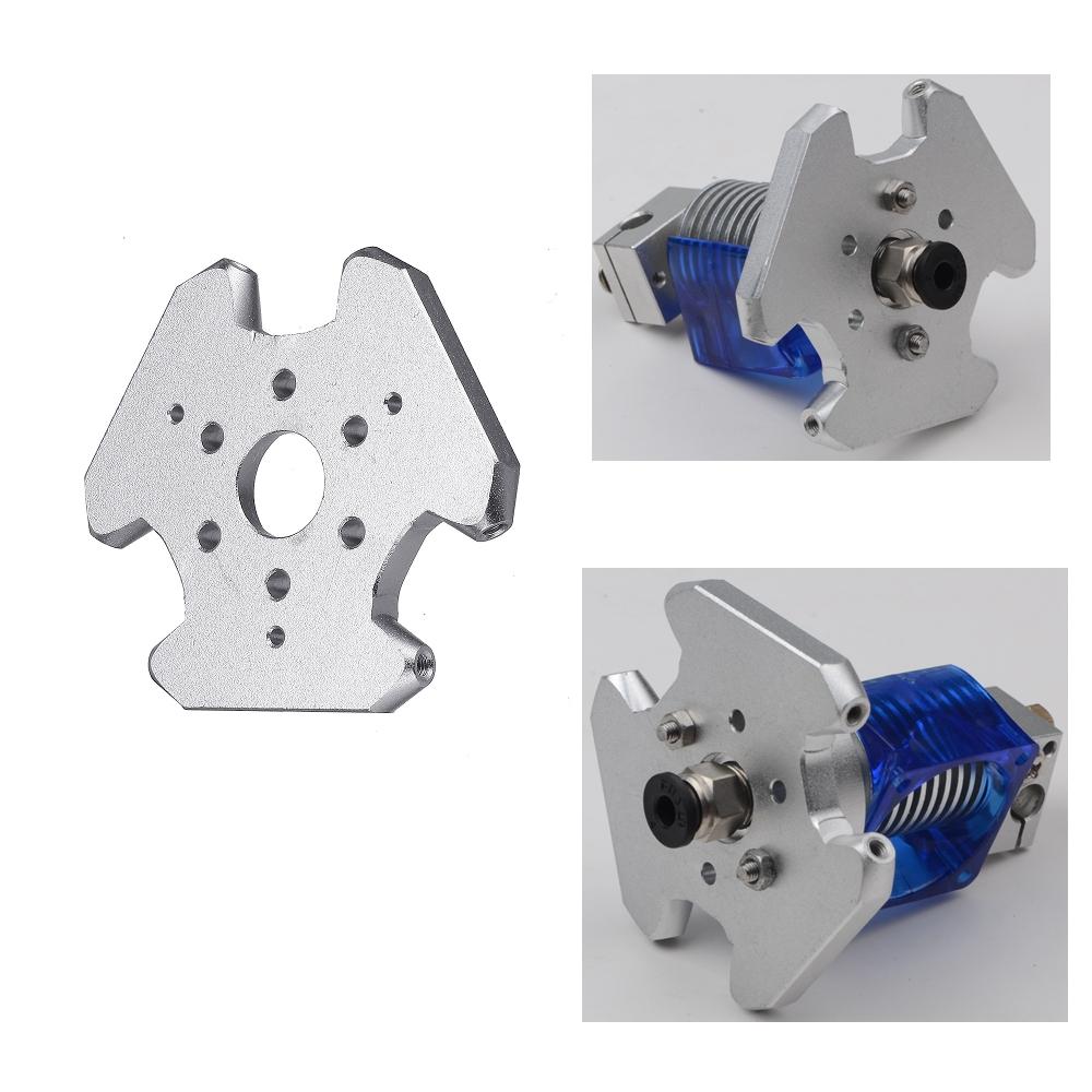 Алюминиевый сплав M3 Delta Kossel Эффектор Fisheye 3 мм Гамак Подвесная станция ForV5 / V6 Экструдер 3D-принтер Часть
