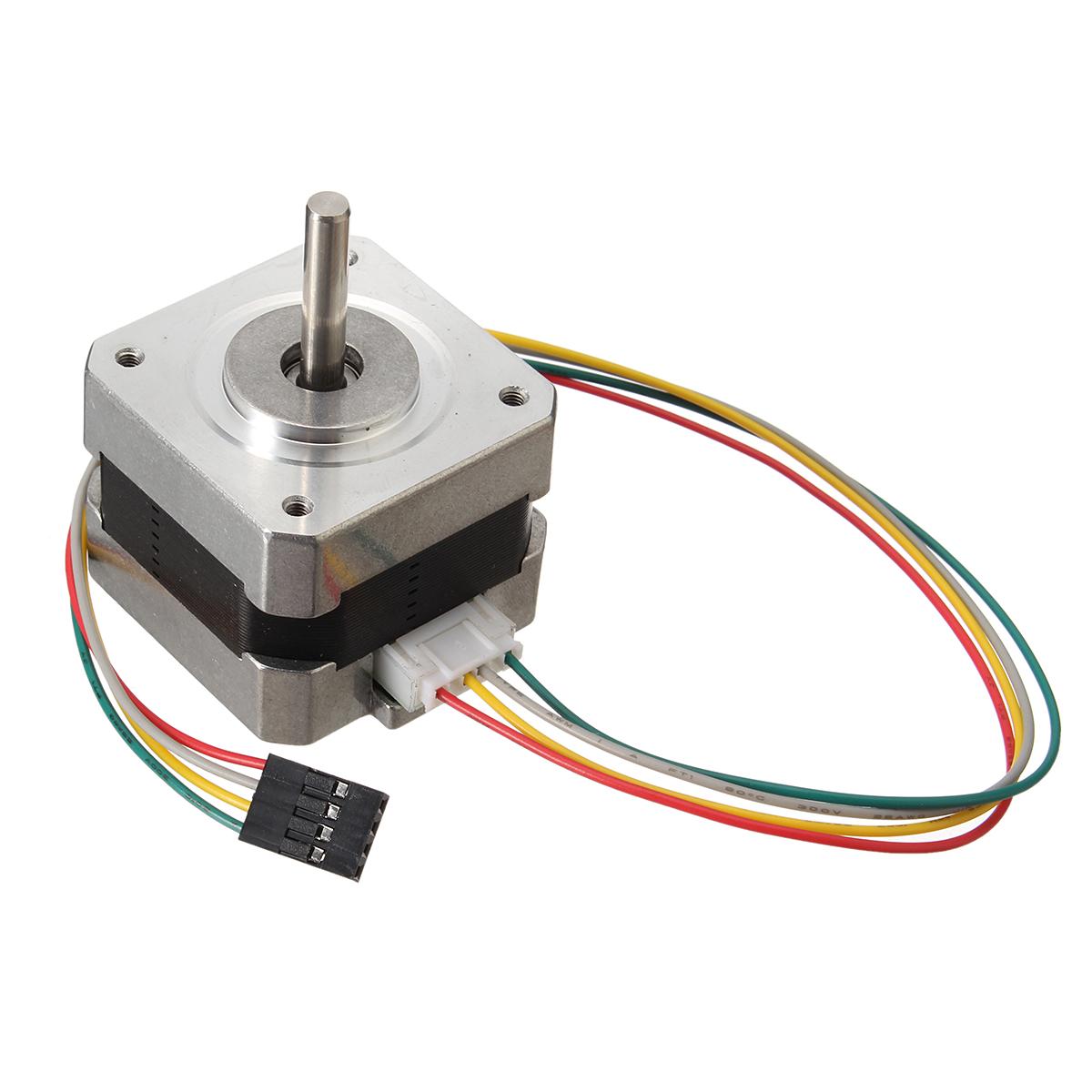 12VNema17двухфазныйшаговый Мотор для 3D принтера