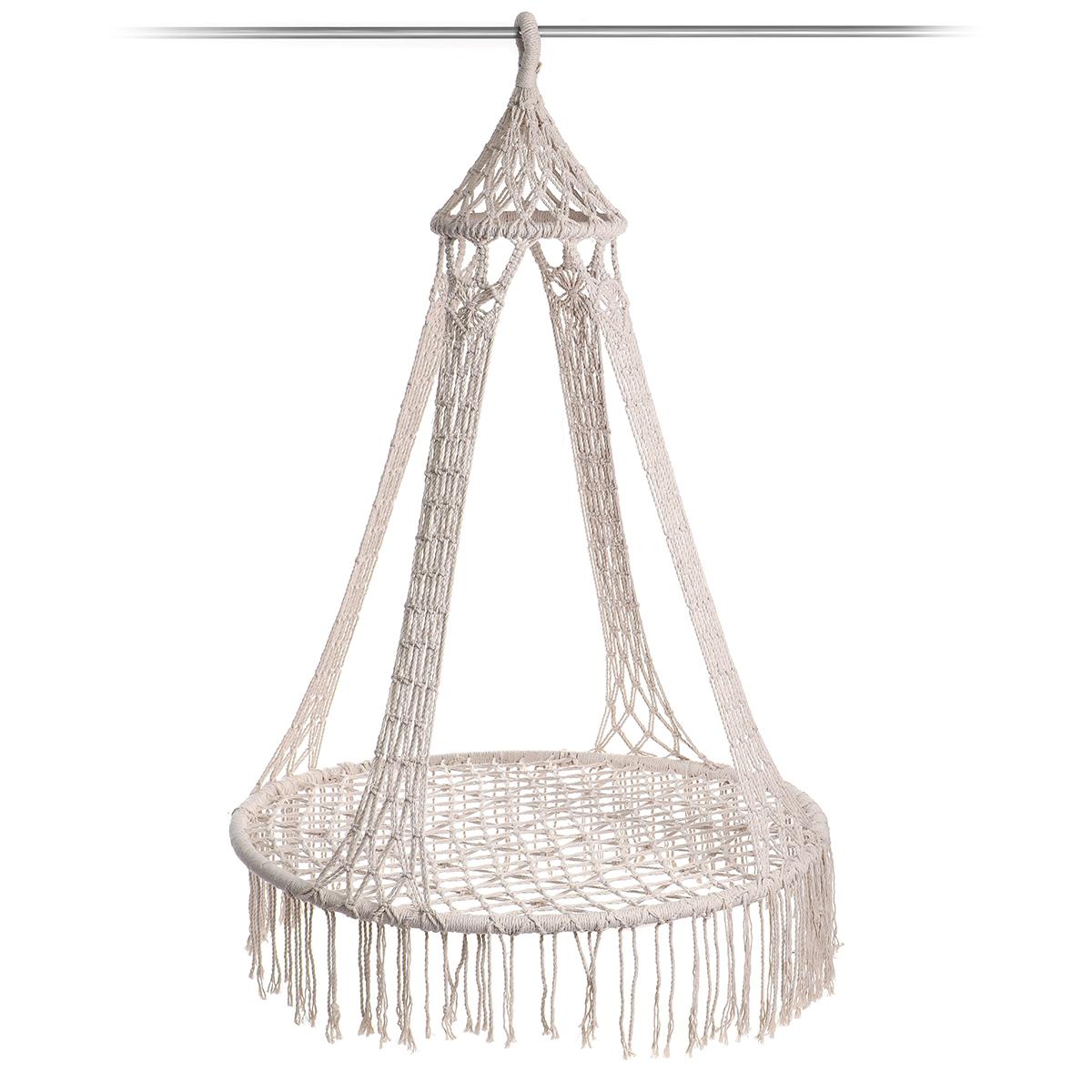 Садовый шезлонг подвесной стул гамак качели сиденье крытый На открытом воздухе Кемпинг кисточка