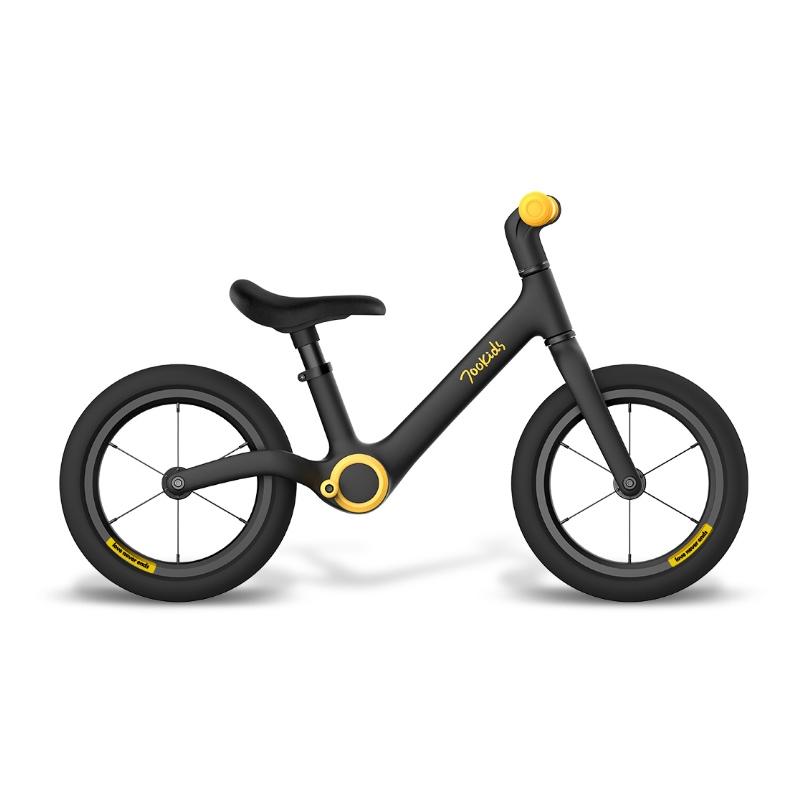 Дюймовый детский велосипед для детей от 2 до 6 лет от Xiaomi Youpin Регулируемая высота PU Soft Седло для детей Без педали для скольжения Ходьб