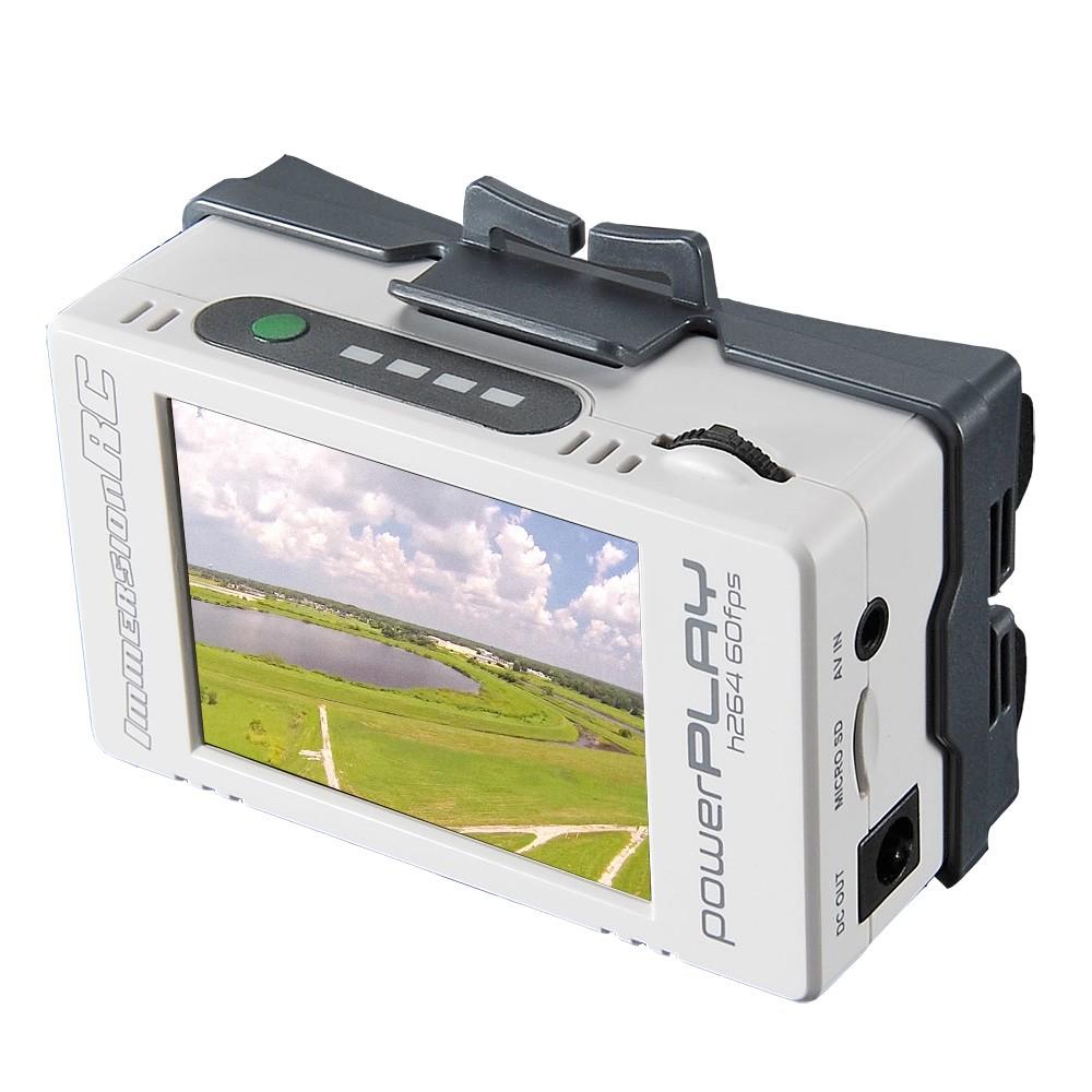 Видеорегистратор Модуль (h264, 60fps) Встроенный Батарея для FatShark FPV Goggles Dominator