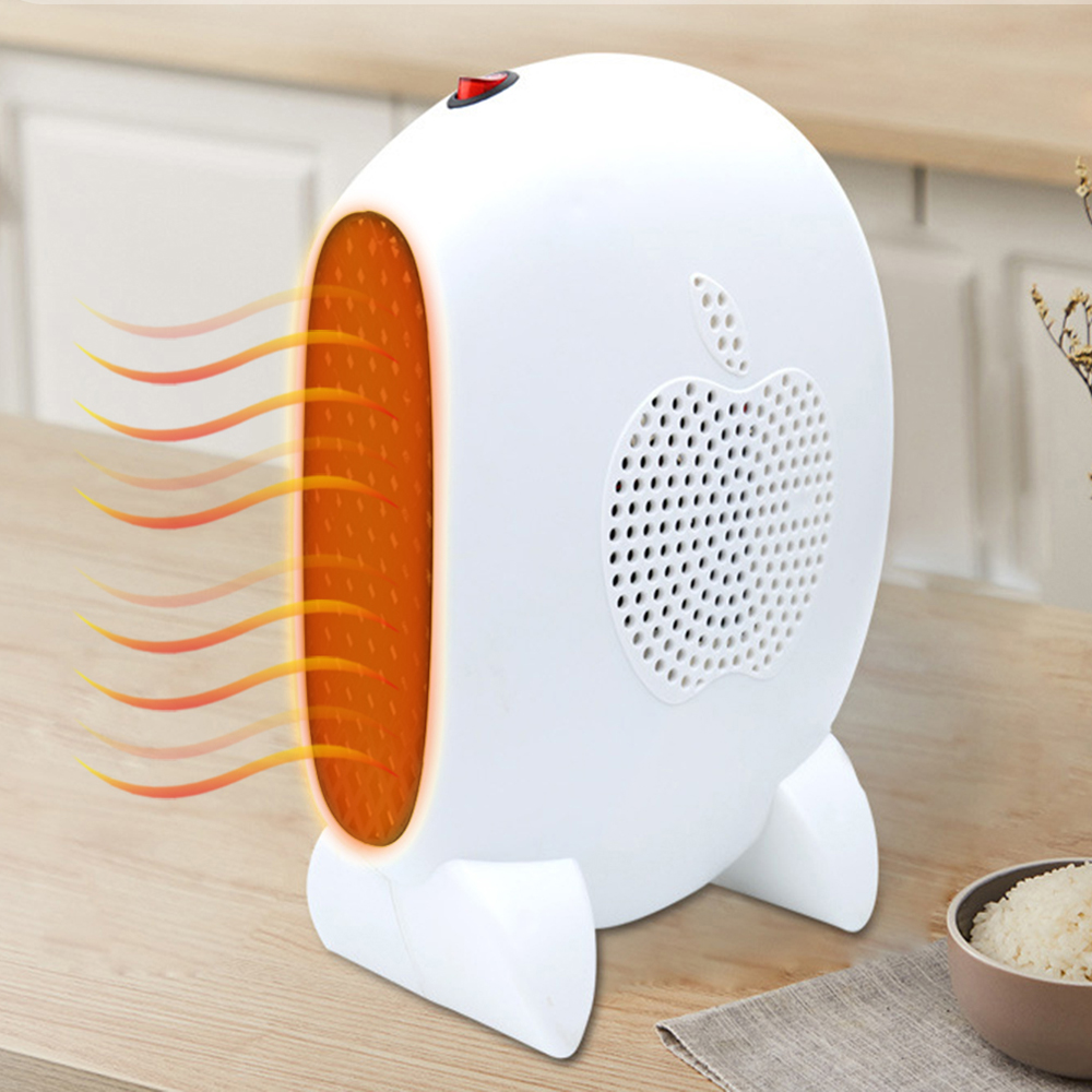 Вт Мини Портативный Настольный Электрический Нагреватель Потепление Вентилятор Для Умного Дома