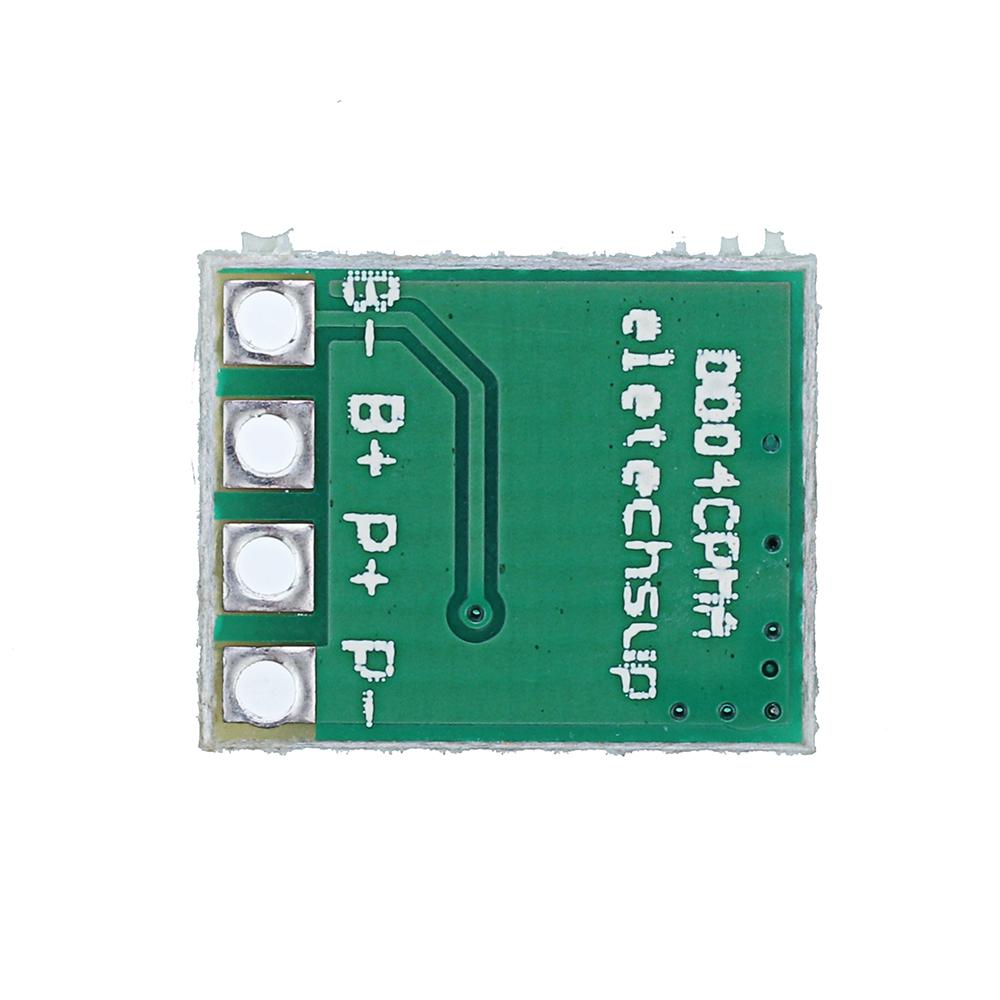 В 4.2 В 18650 Литиевый Лев Батарея Защитная плата Зарядное устройство Защита от разряда DD04CPMA