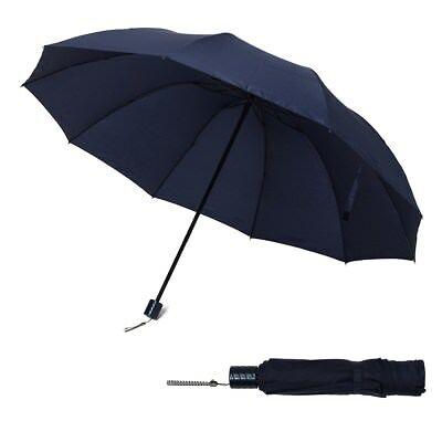 Большой складной зонт авто анти-уф ветрозащитный дождь солнце бизнес для мужчин Женское
