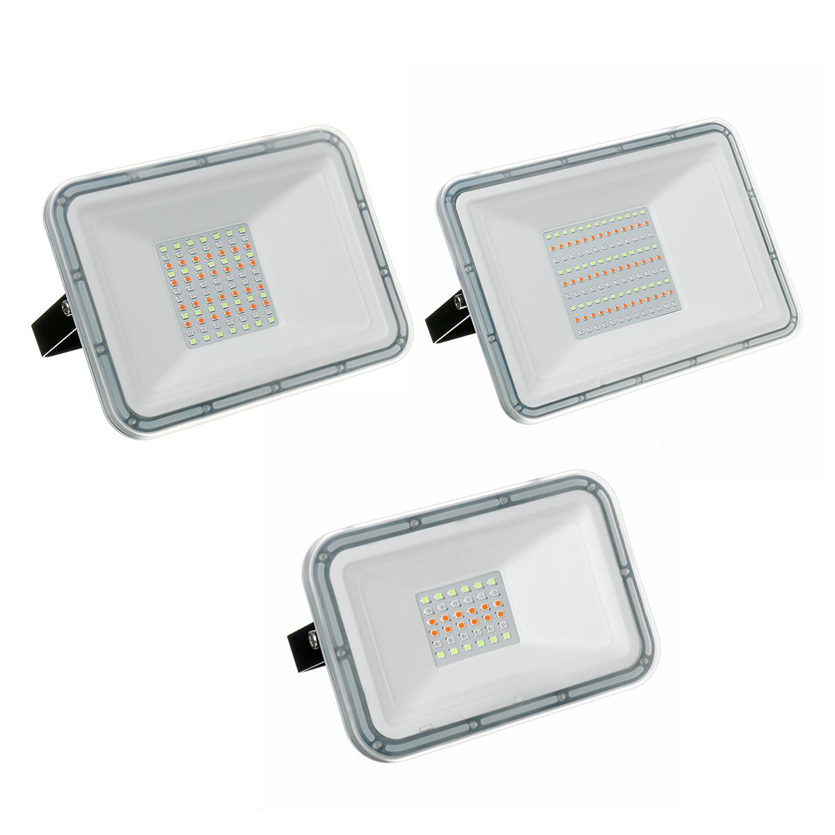 Вт / 75 Вт / 150 Вт RGB LED Прожектор На открытом воздухе Прожектор безопасности Водонепроницаемы Лампа
