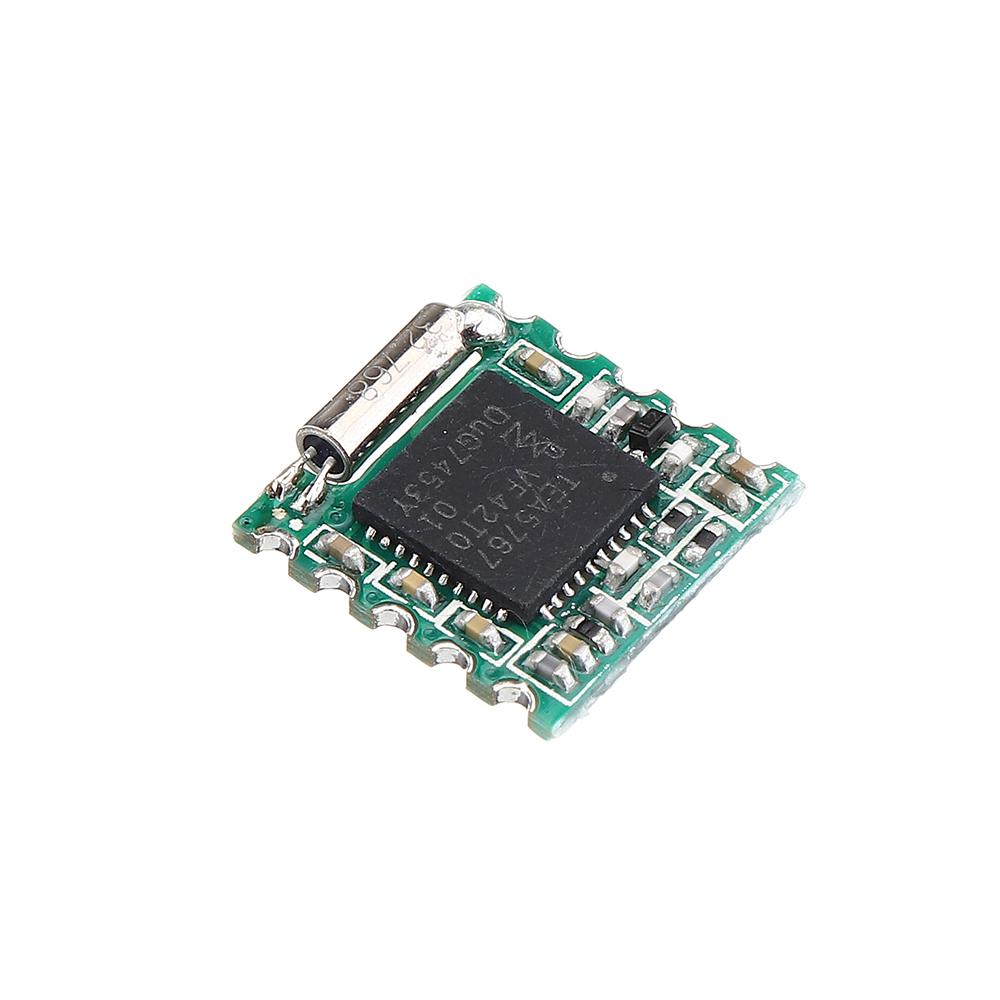 Программируемый маломощный стерео Радио модуль ВЧ-вход Усилитель Часы Crystal Board 76 МГц 108 МГц Низкий уровень шума