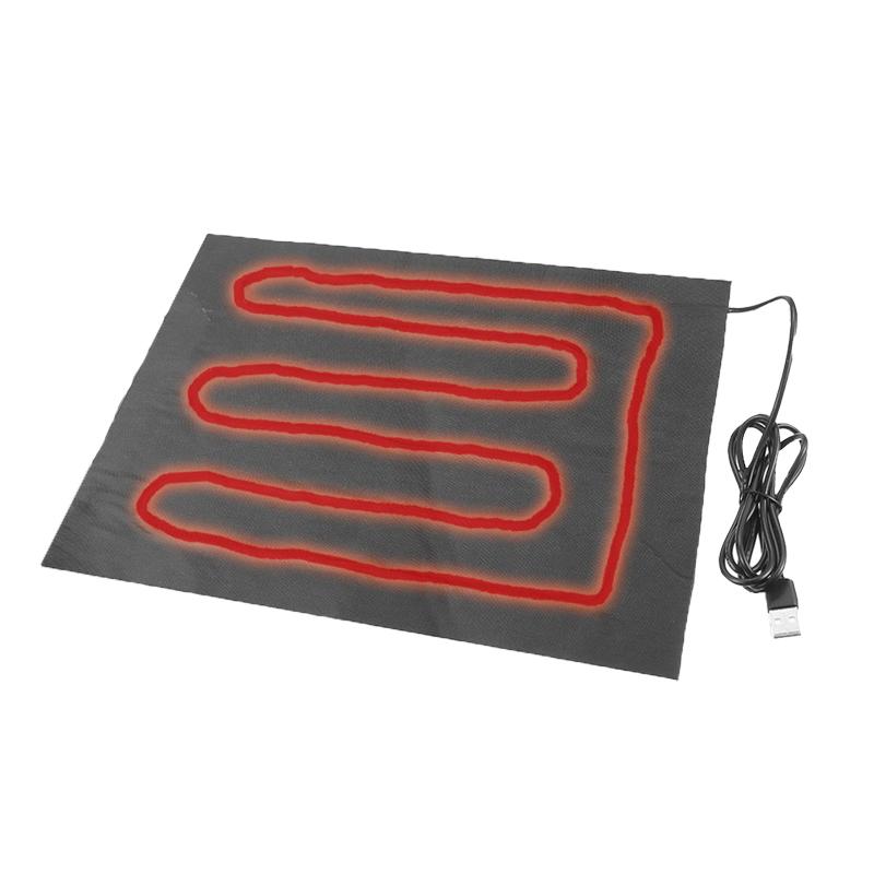 Многофункциональный Электрический Жилет Нагреватель Ткань Куртка Теплые Теплые Нагревательные Колодки