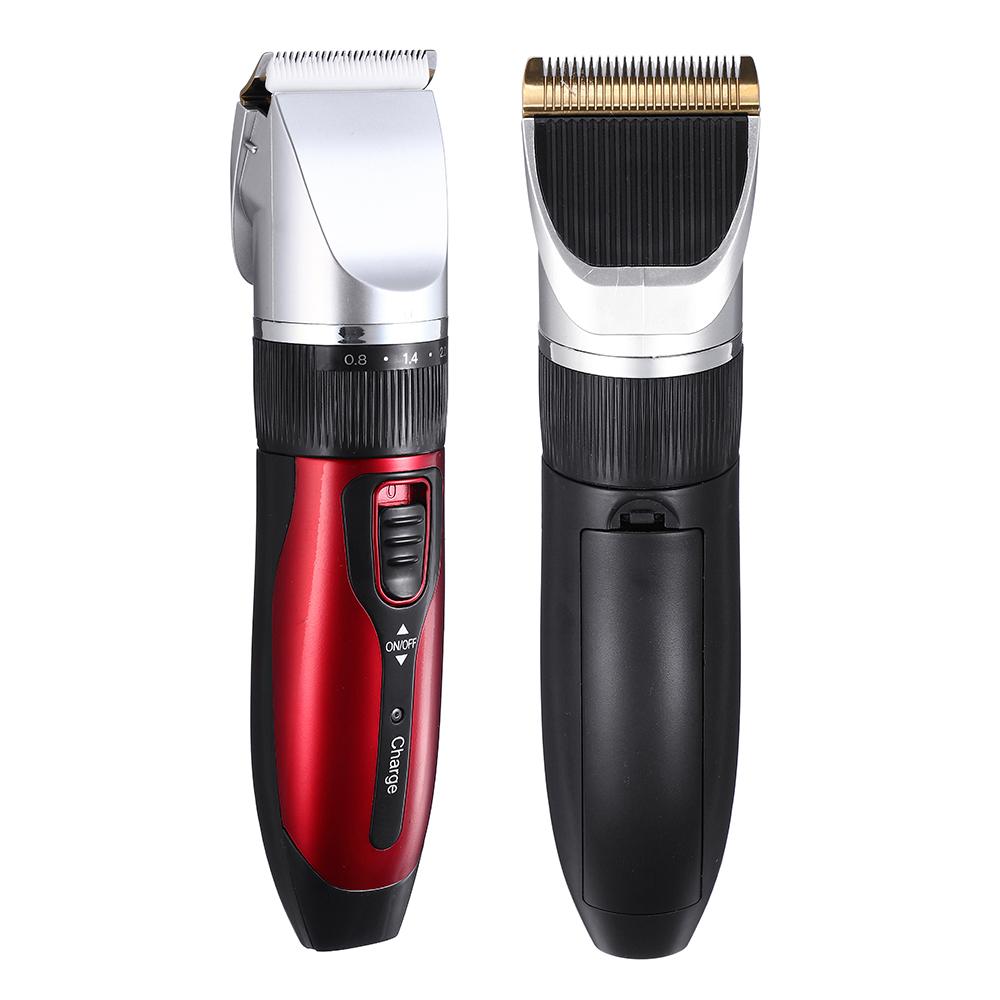 Взрослые Дети Зарядка Волосы Машинка Для Стрижки Электрических USB 4 Combo Триммер Бритва Для Бритья Электрические Волосы Машинка Для Стрижки