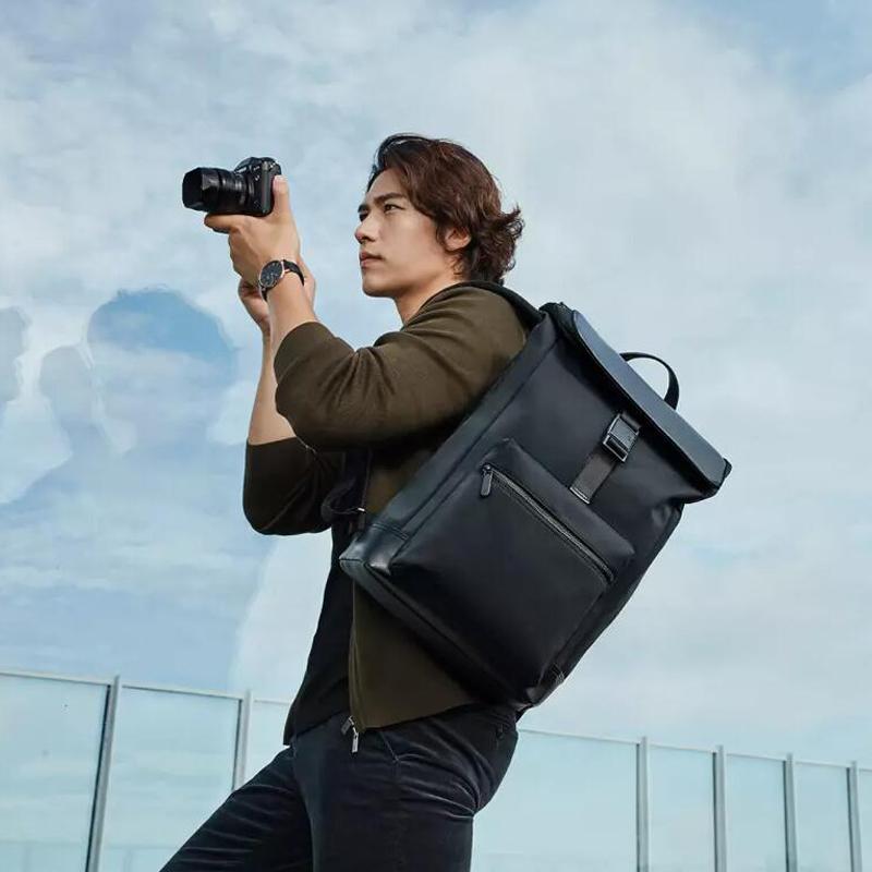 Рюкзак для отдыха Водонепроницаемы 15.6 дюймовый ноутбук Сумка Плечо Сумка от Xiaomi youpin