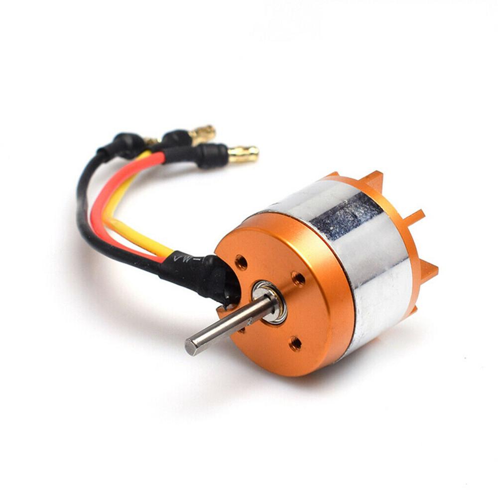 Модернизированный 2700KV Бесколлекторный мотор для FY01 FY02 FY03 FY03H FY04 FY05 1/12 RC Модель транспортных средств