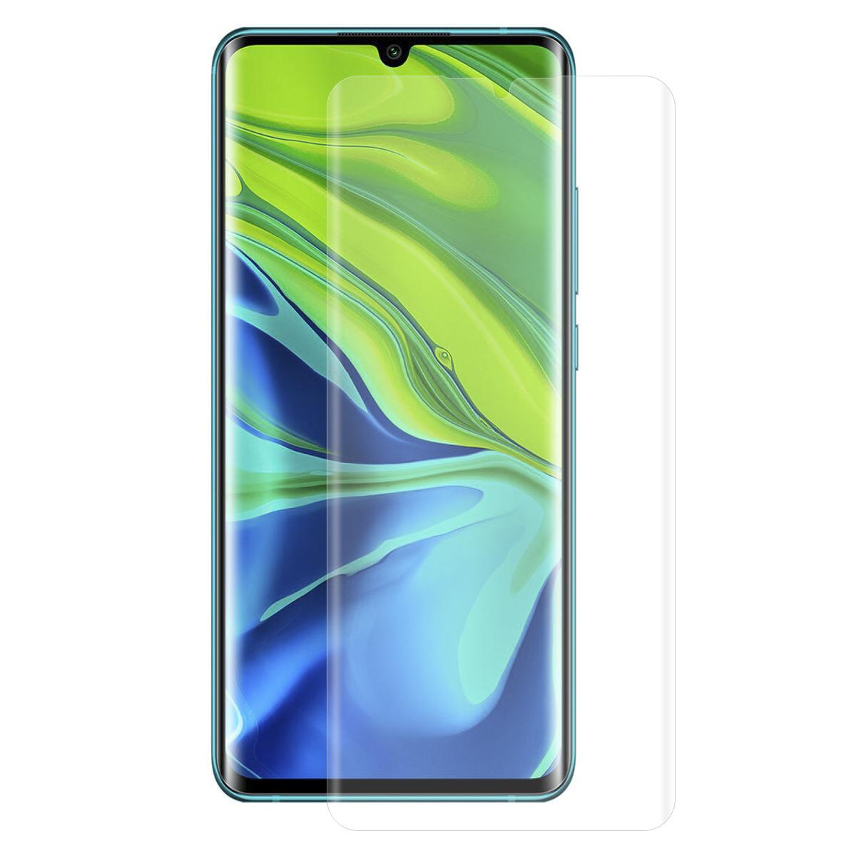 Полноэкранный Изогнутый HD Изогнутый HD Soft PET Защитная пленка для экрана Xiaomi Mi Note 10 / Xiaomi Mi Note 10 Pro / Xiaomi Mi CC9 Pro
