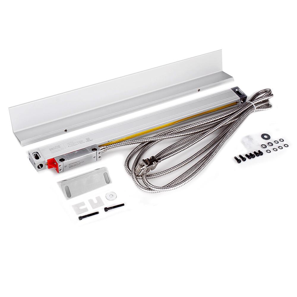 Μm TTL 50-1100 мм Электронный линейный Шкала Энкодеры Токарный станок Инструмент для 2/3-осевой решетки Фрезерный станок с ЧПУ Цифровое с