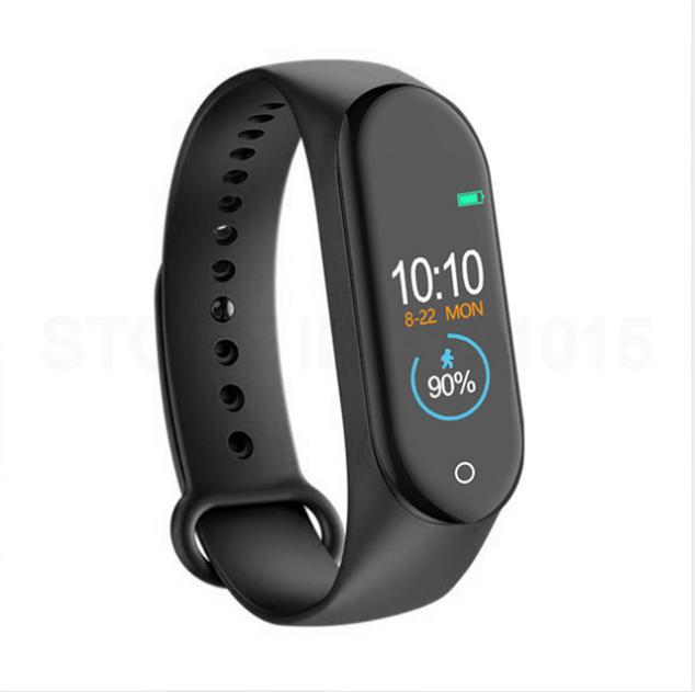 Сердце Rate артериальное давление Монитор Alarm Часы bluetooth камера IP67 Водонепроницаемы Smart Watch Bracelet