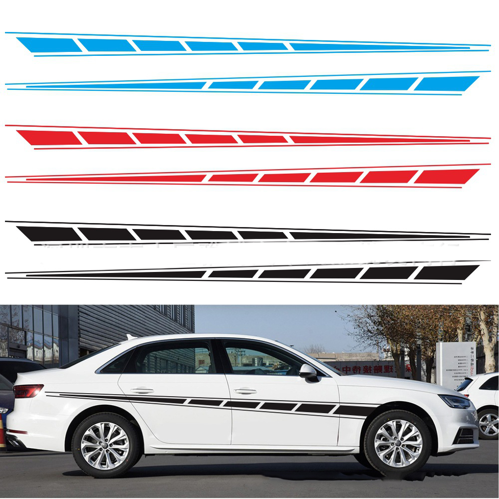 Виниловая полоска полоска наклейки наклейки для Авто автомобиля 5 цветов