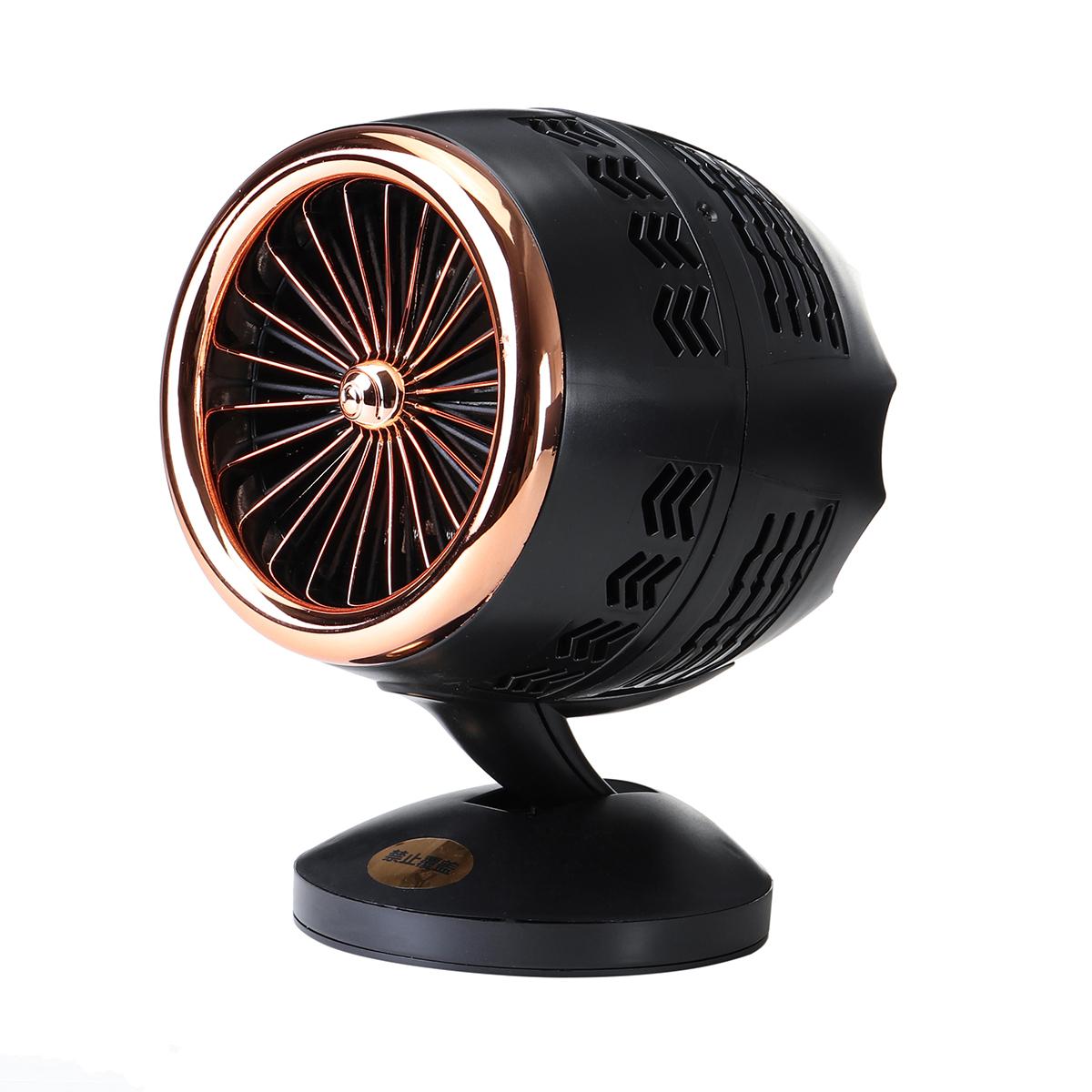 Портативный мини электрический вентилятор Нагреватель Удобный комнатный вентилятор радиатора