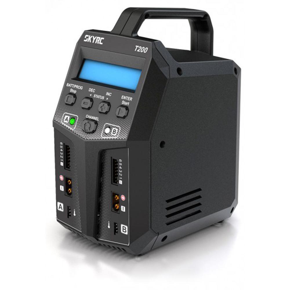 Батарея Балансировочное зарядное устройство для 1-6S Lipo / LiHV / LiFe / LiIon Батарея