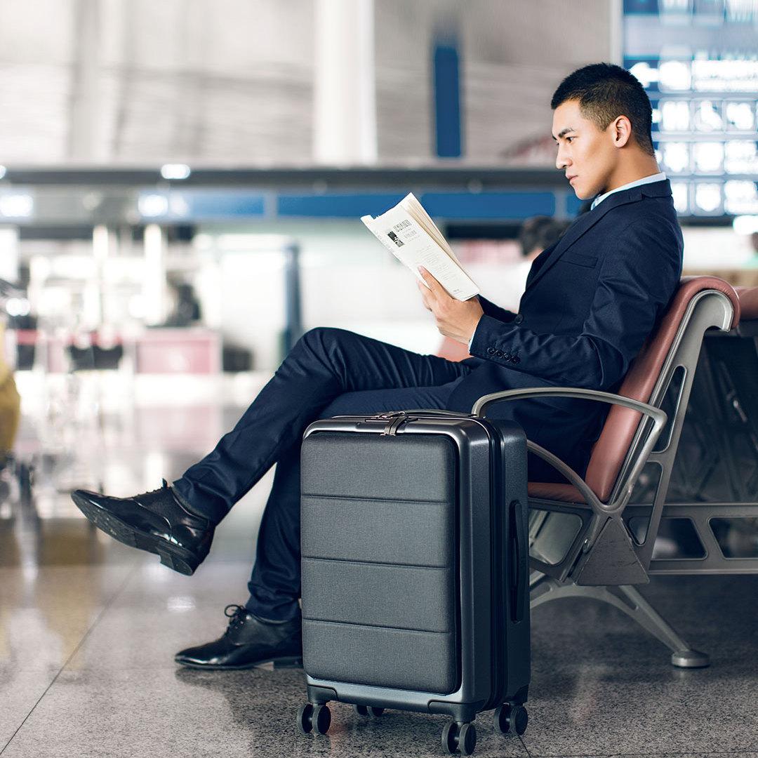 Дюймовый бизнес Чемодан TSA Замок 36L Travel Багаж Чехол от Xiaomi youpin